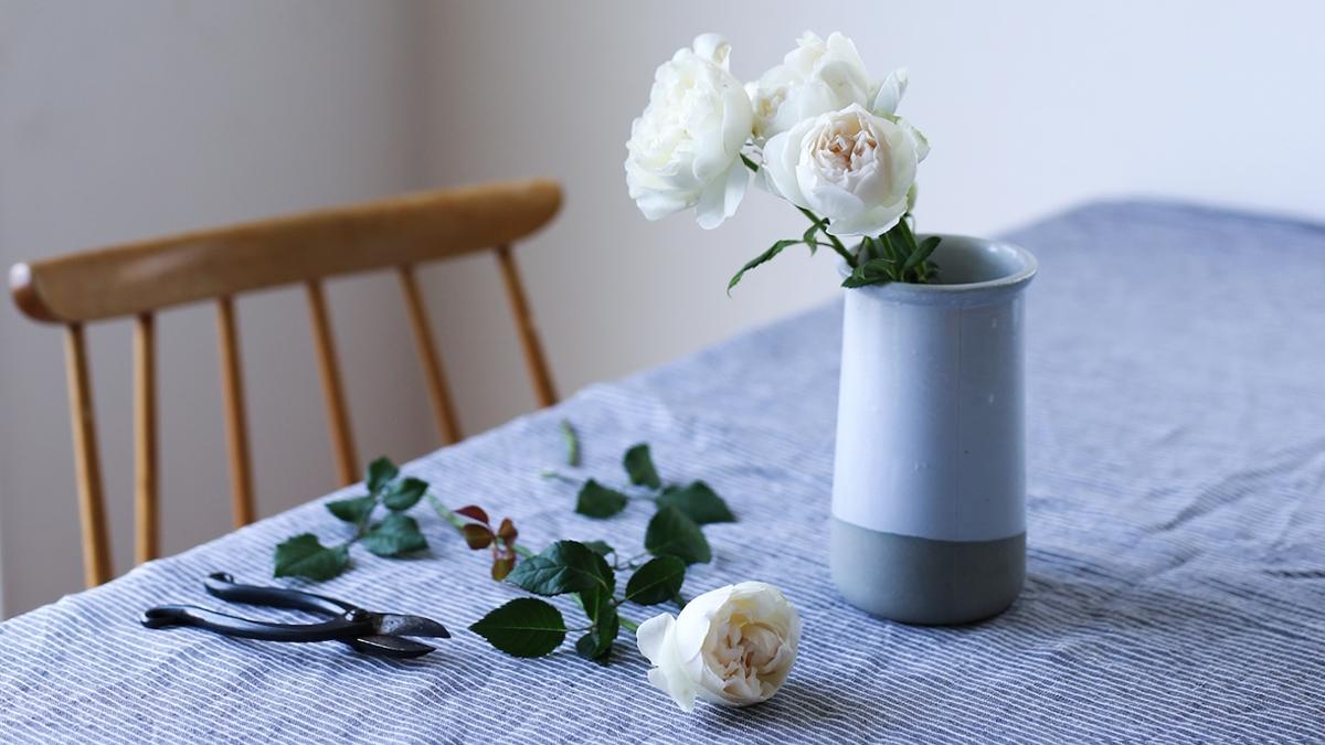 「季節の花が勝手に送られてくる」っていう新しいサービス。