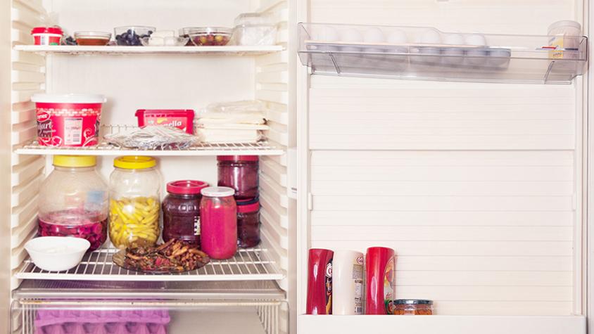 突然ですが、冷蔵庫の中身見せてください!