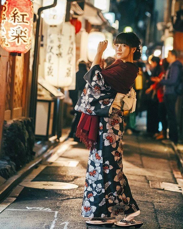 「きもの」。決して滅びることのない、日本の文化。