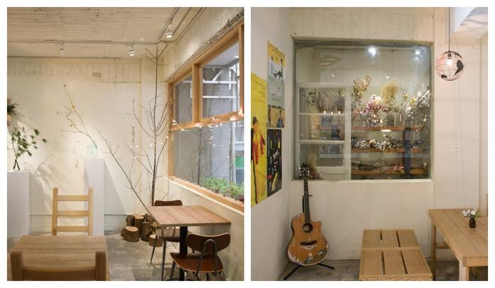 台北で人気の新カフェスタイル!ドライフラワーカフェとは?