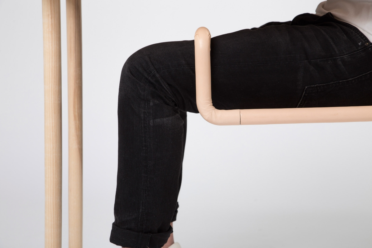 「ヒト」がいて、ようやく完成する家具