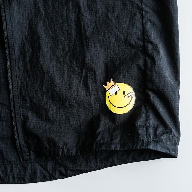 洋服に貼って、そのまま洗えるステッカー