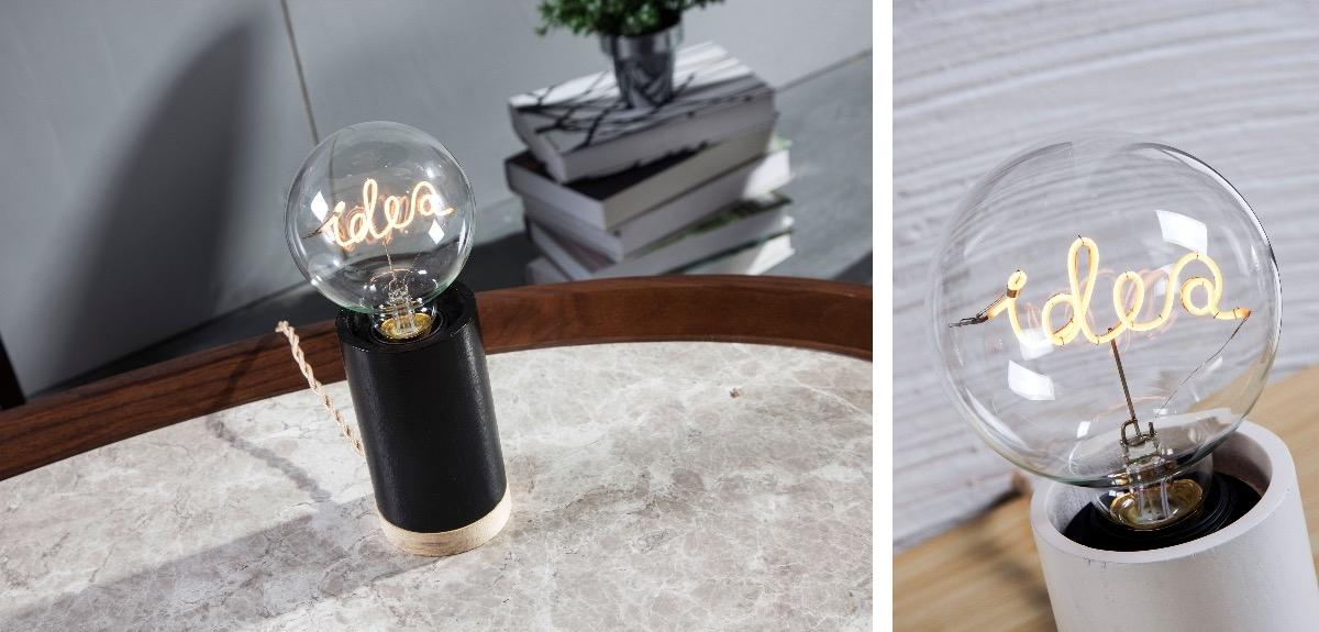 たったひとつの「電球」で、リビングセンスをグッとひと上げ
