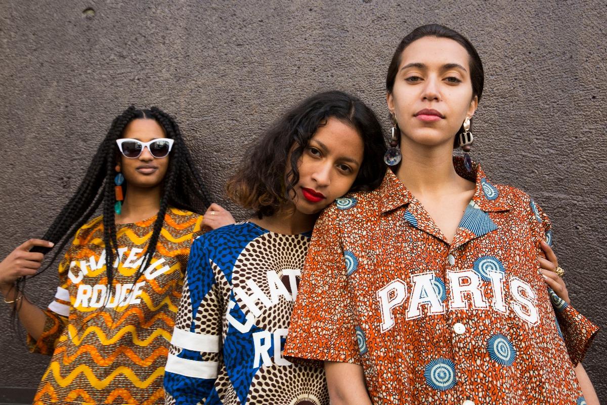 アフリカの伝統をパリになじませるファッションブランド