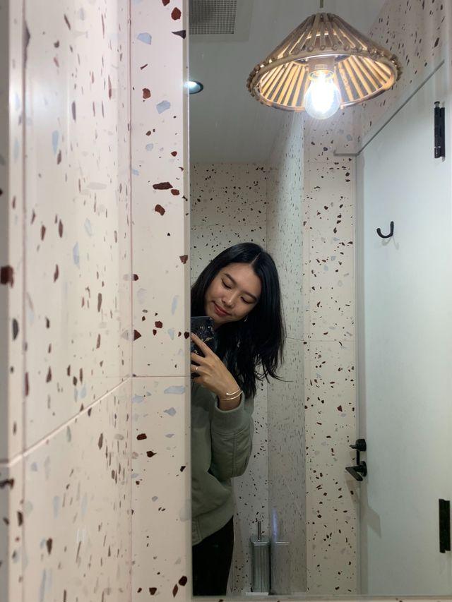 かわいいトイレ