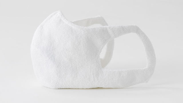 洗える!TO&FROの「ホールガーメントマスク」