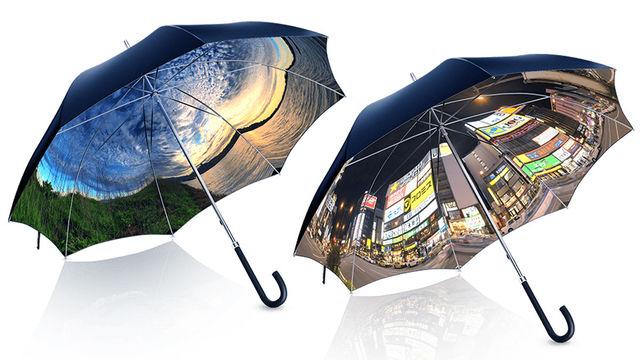 PANORELLAのオーダーメイド傘