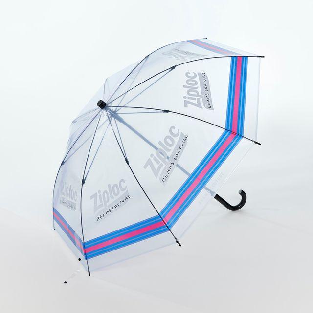アイカサ ジップロック 傘シェアリング