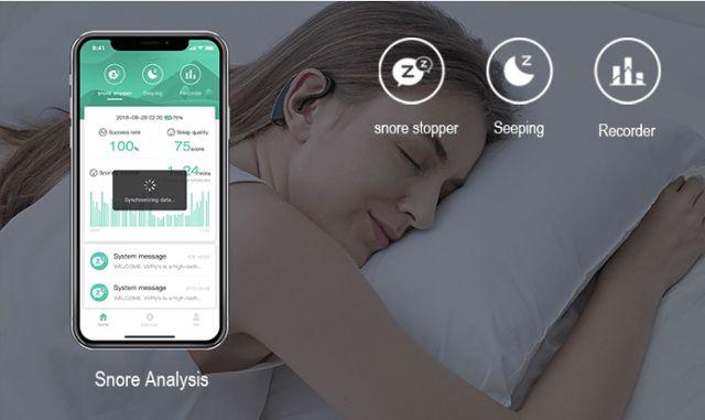 睡眠デバイス いびき スノアサークルプラス