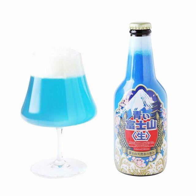 クラフトビール 富士山 青い富士山 ビール