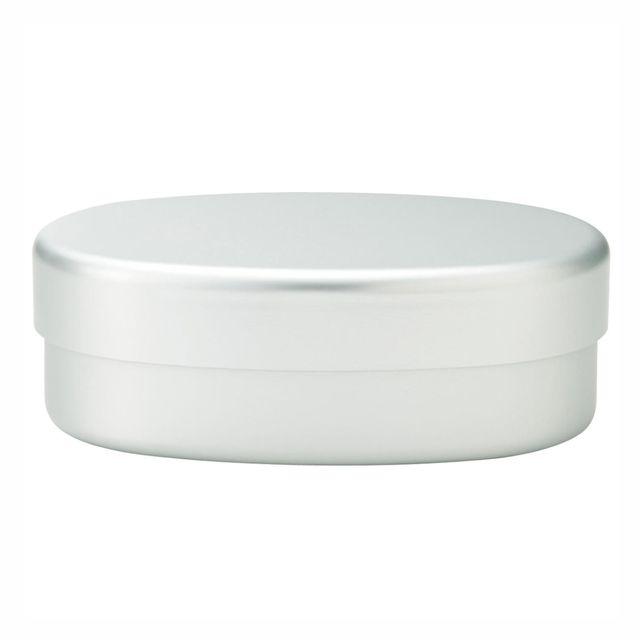 シンプルで長く使える「無印良品」のアルミ弁当箱