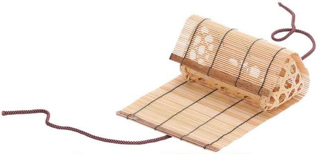大分、「別府竹細工」の白竹おむすびケース
