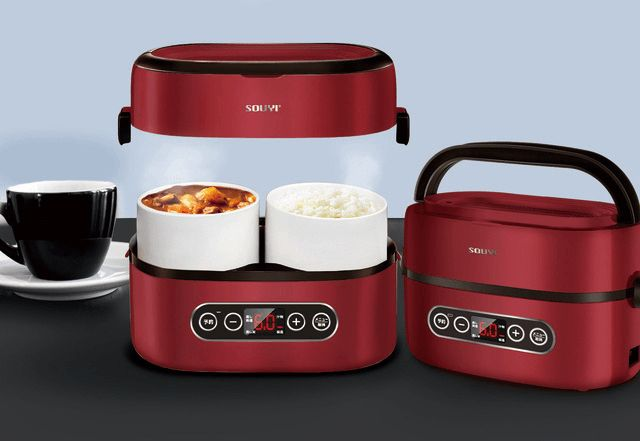SOUYIマルチ炊飯器&スチーマーのビジュアルイメージ