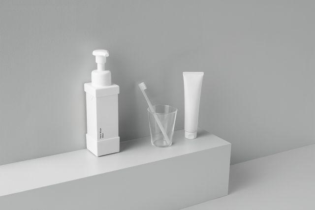 carton + pump 使用イメージ